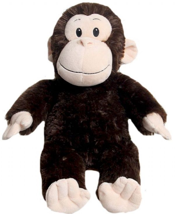 "16"" Monkey in Monkey Pyjamas - Recordable Bear"